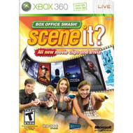 Scene It? Box Office Smash Gameonly For Xbox 360 Trivia - EE702081