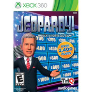 Jeopardy For Xbox 360 Trivia - EE702094