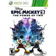 Disney Epic Mickey 2: The Power Of Two For Xbox 360 - EE702097