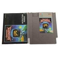 Nintendo NES Game: Captain Skyhawk For Nintendo NES Vintage - EE702160
