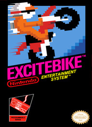 Excitebike For Nintendo NES Vintage - EE702159
