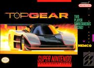 Top Gear For Super Nintendo SNES Flight - EE702172