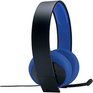 PlayStation Silver Wired Stereo Headset Black And Blue CECHYA-0087 - EE702187