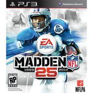 Madden NFL 25 For PlayStation 3 PS3 Football - EE702221