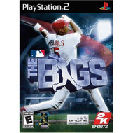 The Bigs For PlayStation 2 PS2 Baseball - EE702226
