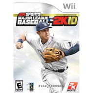 MLB 2K10 For Wii Baseball - EE702235