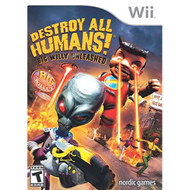 Destroy All Humans! Big Willy Unleashed For Wii - EE702240