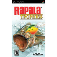 Rapala Trophies Sony For PSP UMD With Manual and Case - EE702264