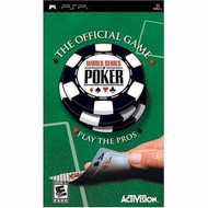 World Series Of Poker Sony For PSP UMD With Manual And Case - EE702279