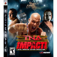 TNA Impact For PlayStation 3 PS3 Wrestling - EE702313