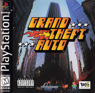 Grand Theft Auto PlayStation For PlayStation 1 PS1 - EE702319