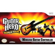 Guitar Hero World Tour Stand Alone Guitar For Wii Multi-Color - EE702326