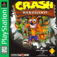 Crash Bandicoot For PlayStation 1 PS1 - EE702329