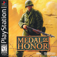 Medal Of Honor For PlayStation 1 PS1 Shooter - EE702330