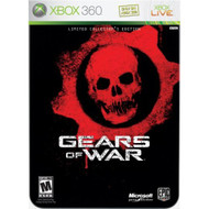 Gears Of War Edition Xbox 360 For Xbox 360 Shooter - EE702454