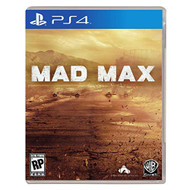 Mad Max For PlayStation 4 PS4 - EE702467