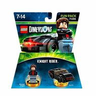 Knight Rider Fun Pack Lego Dimensions Toy - EE702512