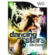 Dancing With The Stars: We Dance! For Wii Music - EE702647