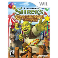 Shrek's Carnival Craze Party Games For Wii - EE702648