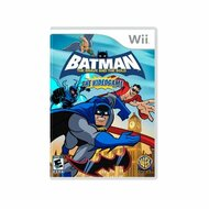 Batman: The Brave And The Bold For Wii With Manual and Case - EE702682