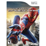 The Amazing Spider-Man For Wii With Manual And Case - EE702683