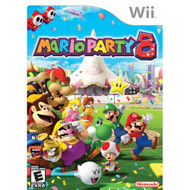 Mario Party 8 For Wii Arcade With Manual And Case - EE702718