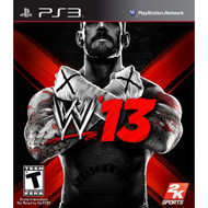 WWE '13 For PlayStation 3 PS3 Wrestling - EE702798