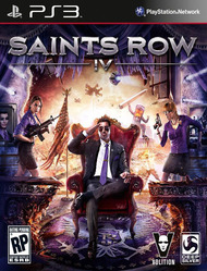 Saints Row IV For PlayStation 3 PS3 - EE702801