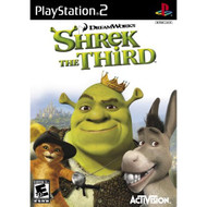 Shrek The Third For PlayStation 2 PS2 - EE702832