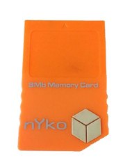 Nyko 8 MB Memory Card For GameCube Expansion - EE702899