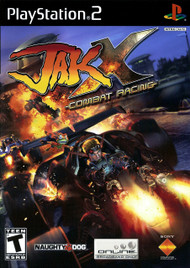 Jak X Combat Racing For PlayStation 2 PS2 With Manual and Case - EE702985
