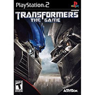 Transformers: The Game Sony PS2 - RR42593