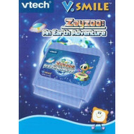 Vsmile Zayzoo: An Earth Adventure Cartridge For Vtech - EE703052