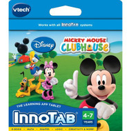 Innotab Software Disney's Mickey Mouse Clubhouse For Vtech - EE703057