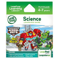 Leapfrog Transformers Rescue Bots Race To The Rescue For Leap Frog - EE703076