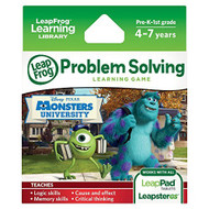 Leapfrog Disney Pixar Monsters University Learning Game Works With - EE703078