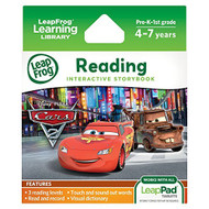 Leapfrog LeapPad Ultra Ebook: Disney Pixar Cars 2 Works With All - EE703079