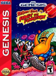 Toejam And Earl In Panic On Funkotron For Sega Genesis Vintage With - EE703086