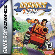 Advance Wars For GBA Gameboy Advance - EE703109