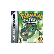 Pokemon Emerald Version Game Boy Advance For GBA Gameboy Advance - EE703114