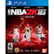 NBA 2K16 For PlayStation 4 PS4 Basketball - EE703174