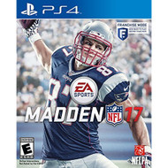 Madden NFL 17 Standard Edition For PlayStation 4 PS4 Football - EE703176