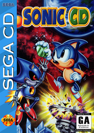 Sonic CD For Sega CD - EE703178