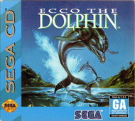Ecco The Dolphin Sega CD For Sega CD - EE703179