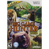 Cabela's Big Game Hunter 2012 SAS For Wii Shooter - EE703189