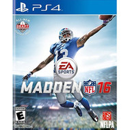 Madden NFL 16 For PlayStation 4 PS4 Football - EE703190