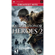 Medal Of Honor: Heroes 2 Sony For PSP UMD With Manual and Case - EE703198