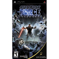 Star Wars: The Force Unleashed Sony For PSP UMD With Manual and Case - EE703200