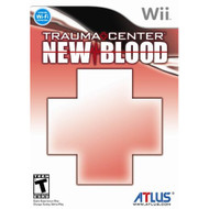 Trauma Center: New Blood For Wii With Manual and Case - EE703213