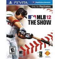 MLB 12 The Show PlayStation Vita For Ps Vita Baseball - EE703224